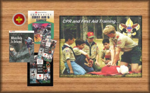 CPR/FA Training - First Aid Merit Badge