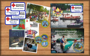 Canoe and Kayak Training for Scouts and Scouters
