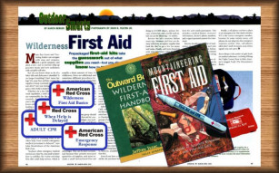 Wilderness First Aid for Venture age teens and Scouters